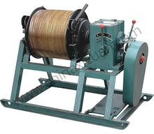 Electric or Diesel Driven Wireline Winch for Core Drilling